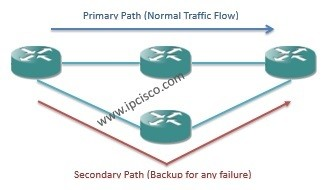 mpls-end-to-end-protection-primary-path-and-secondary-path
