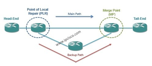 mpls-point-of-local-repair-(PLR)-and-merge-point-(MP)